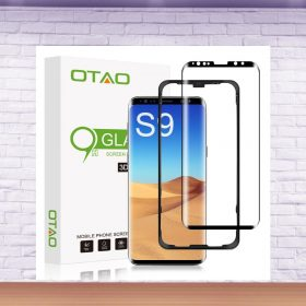 OTAO - Samsung Galaxy S9 tempered glass screen protector