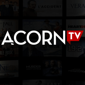 Acorn TV Splash 2019