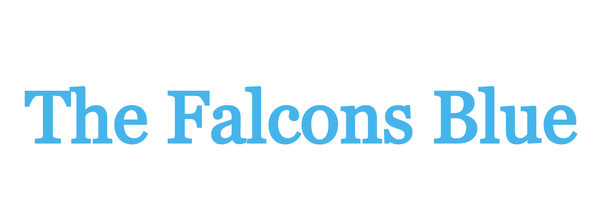 The Falcons Blue