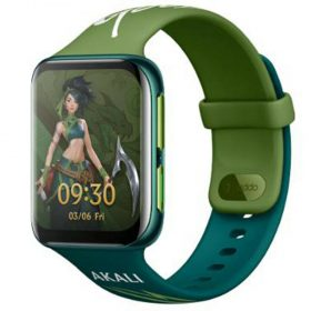 Original OPPO Watch League of Legends Limited Edition 46mm Sport Waterproo